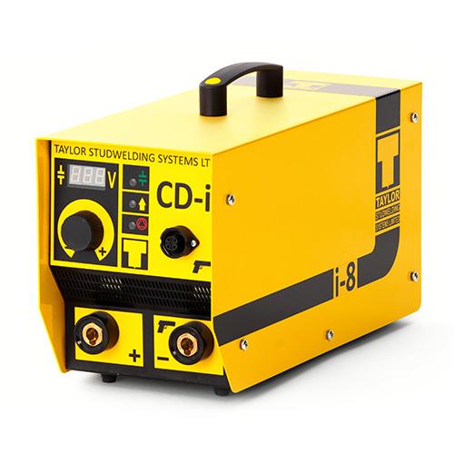 泰勒CDi8接触式逆变电容放电螺柱焊机(储能焊机)