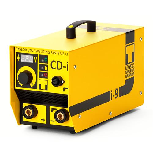 泰勒CDi9接触式逆变电容放电螺柱焊机(储能焊机)