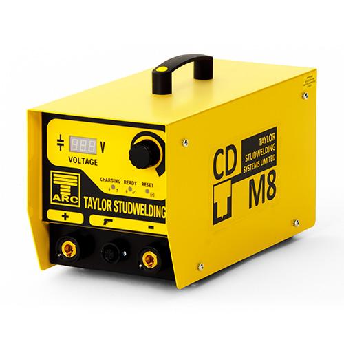泰勒CDM8接触式电容放电螺柱焊机(储能焊机)